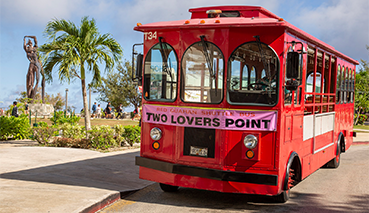 Two Lovers Point Shuttle